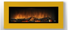 WALL FLAME 16 žlutá - NOVINKA*